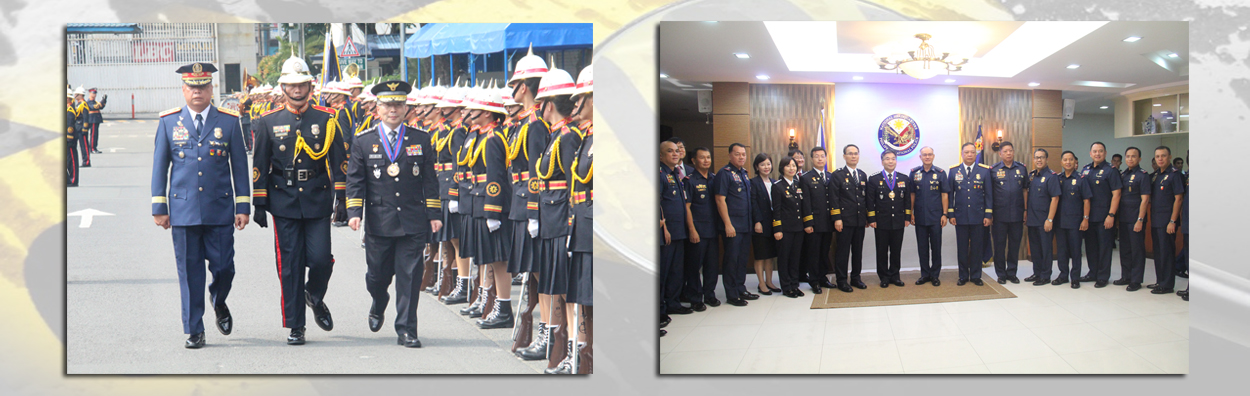 Korea National Police Agency (KNPA) with TDIDM Courtesy Call to Chief PNP and Bilateral Meeting with PNP Command Group